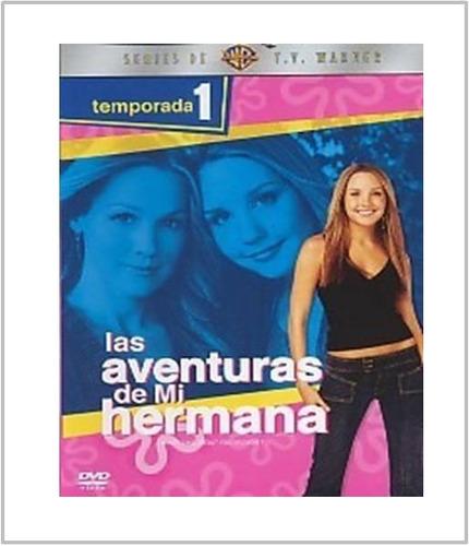 las aventuras de mi hermana temporada 1 uno serie tv en dvd
