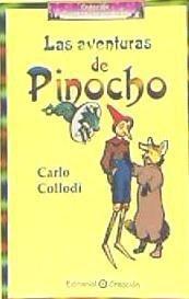 las aventuras de pinocho(libro infantil y juvenil)