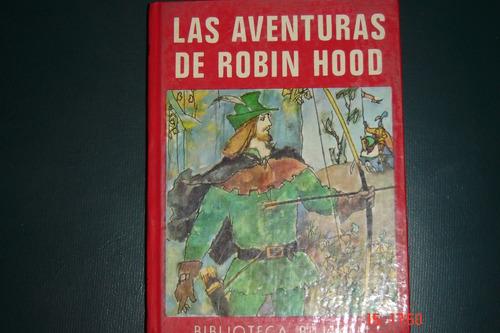 las aventuras de robin hood   billiken   impecable!!