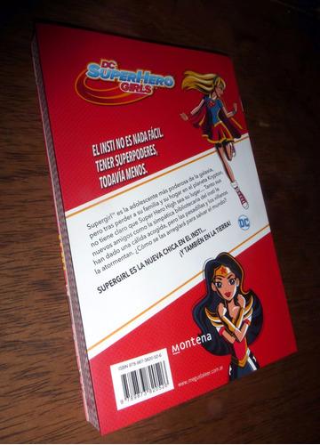 las aventuras de supergirl _ lisa yee - nuevo