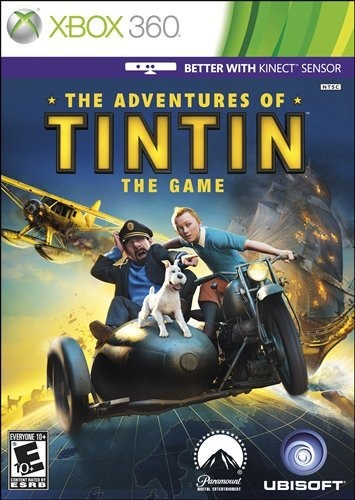 Las Aventuras De Tintin El Juego Xbox 360 40 990 En Mercado Libre