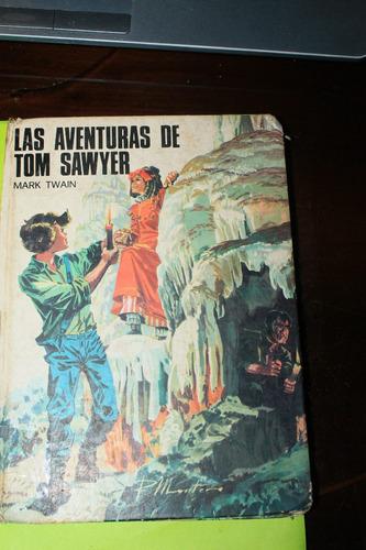 las aventuras de tom sawyer  mark twain