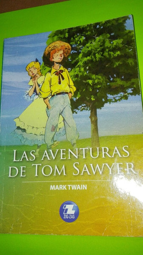 las aventuras de tom swayer mark twain