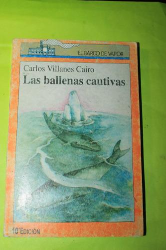 las ballenas cautivas  carlos villanes cairo