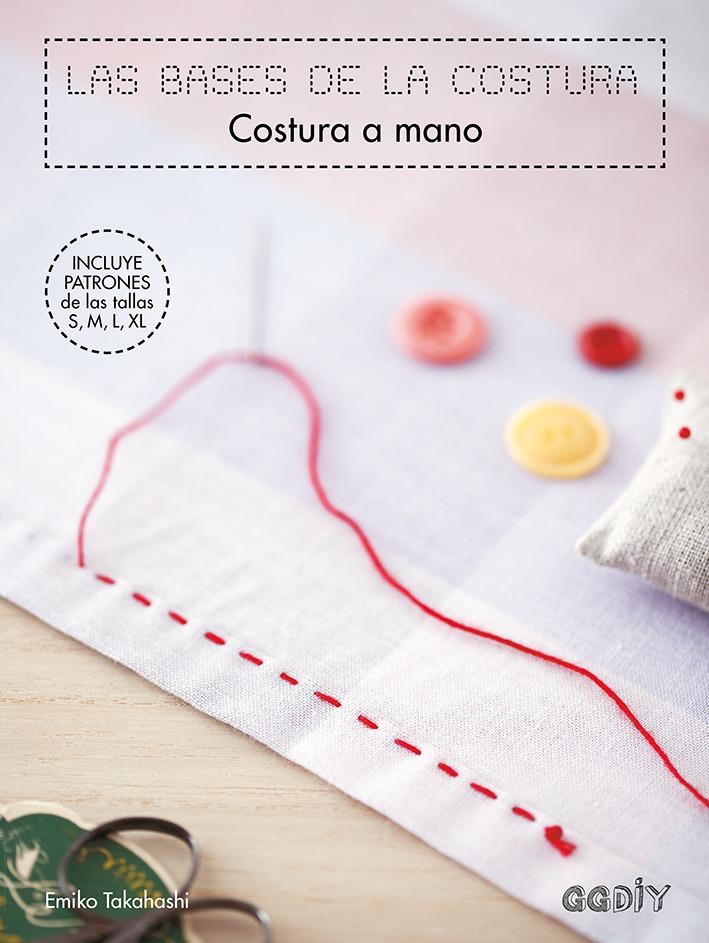 Las Bases De La Costura - Costura A Mano - Emiko Takahashi - $ 1.375 ...