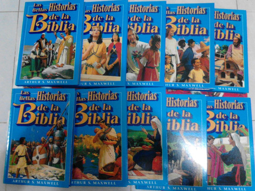 las bellas historias de la biblia