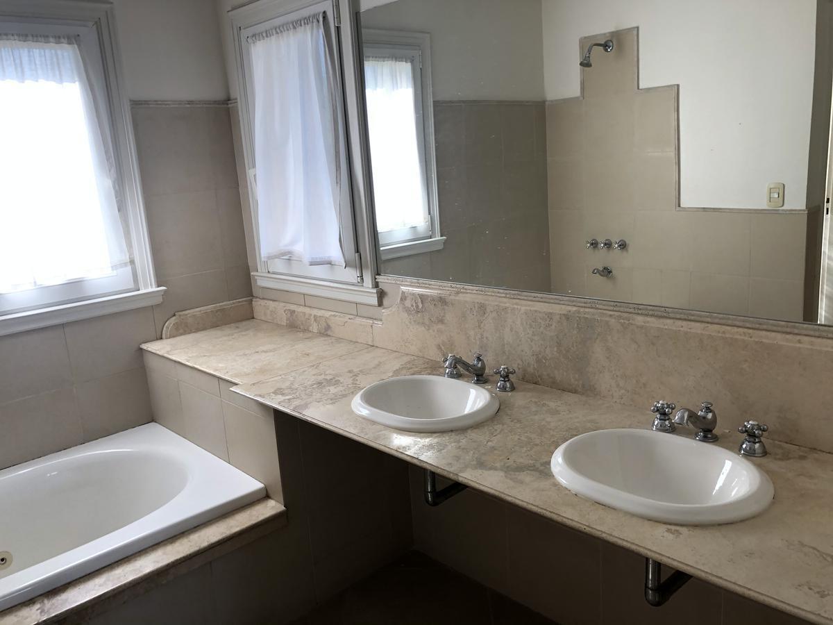 las caletas nordelta solida casa 4 dormitorios dependencia 350 metros
