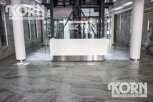 las cañitas - oficinas anexables sustentables en venta a estrenar con cochera - apto credito