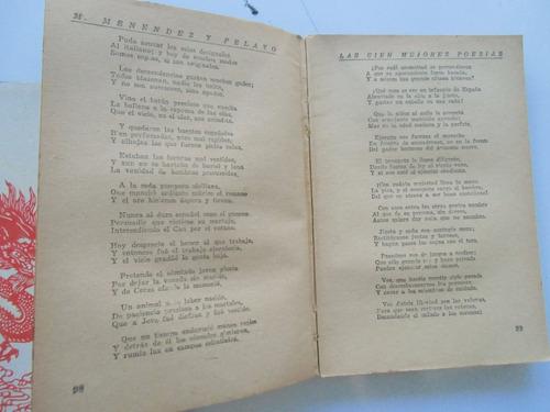 las cien mejores poesías líricas de la l. castell