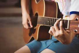 las clases guitarra.
