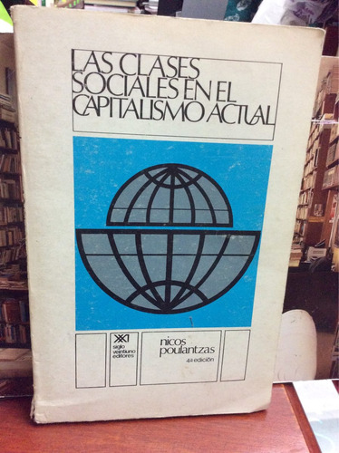 las clases sociales en el capitalismo actual - n. poulantzas