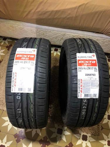 las compre yo a 290 205/40r17 w