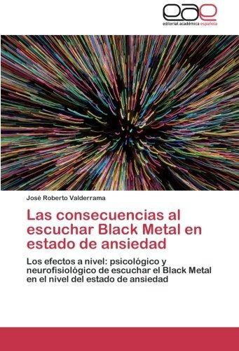 las consecuencias al escuchar black metal en es envío gratis