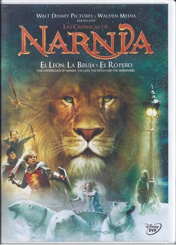 las crónicas de narnia el león, la bruja y el ropero