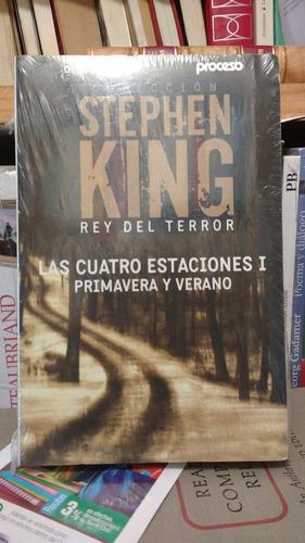 las cuatro estaciones i primavera y verano stephen king
