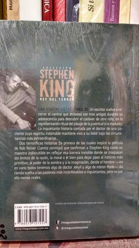 las cuatro estaciones ii otoño e invierno stephen king