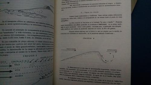 las dunas litorales en chile, teoria y aplicacion-r. börgel