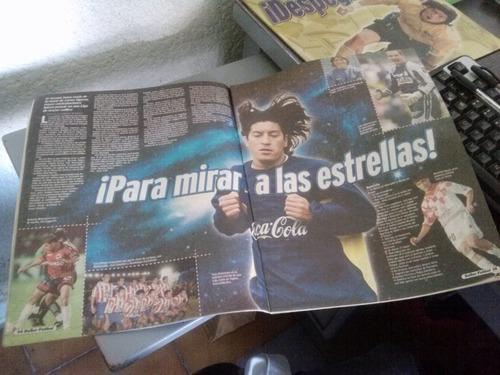 las estrellas del verano 2001 - sr. fútbol.