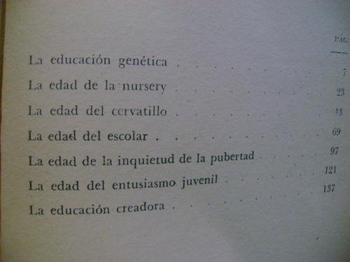 las etapas de la educación maurice debesse