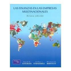 las finanzas en las empresas multinacionales - eiteman -