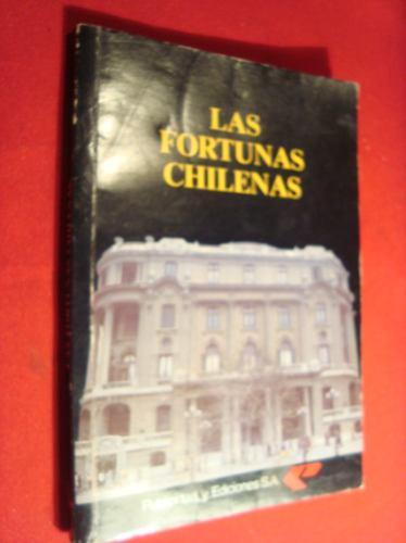 las fortunas chilenas