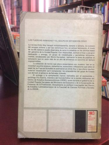 las fuerzas armadas y el golpe de estado en chile.
