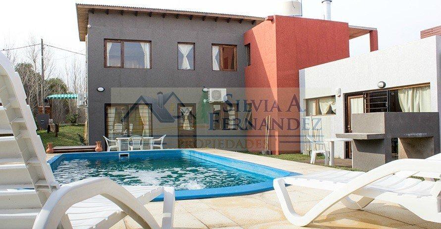 las gaviotas-complejo con piscina p/2 hasta 6 personas