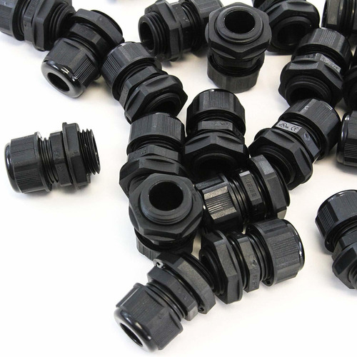 las glándulas de cable 25 - 6 mm a 12 mm pg13,5 plástico i