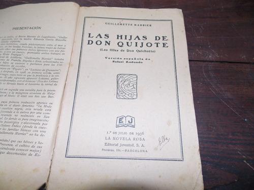 las hijas de don quijote (1936) guillemette marrier