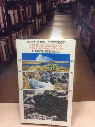 las islas galápagos - irenaus eibl eibesfeldt.