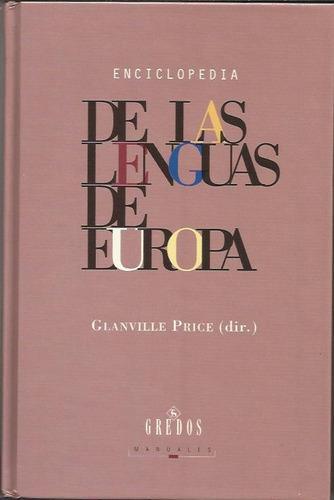 las lenguas de europa - price