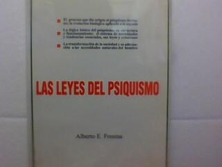 las leyes del psiquismo