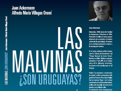 las malvinas ¿son uruguayas? ackerman y villegas oromi