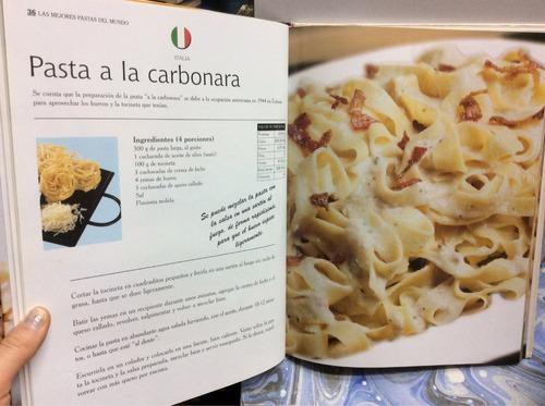 las mejores pastas del mundo. cocina recetas gastronomía