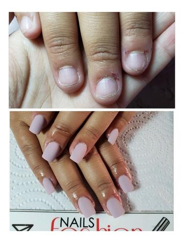 las mejores uñas en acrilico de bogotá