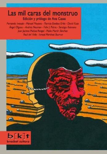 las mil caras del monstruo(libro )