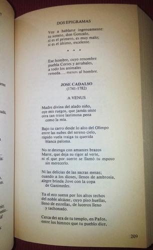 las mil cien mejores poesías en lengua castellana