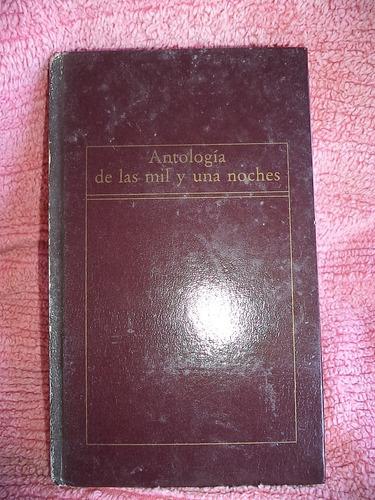 las mil y una noches - antología
