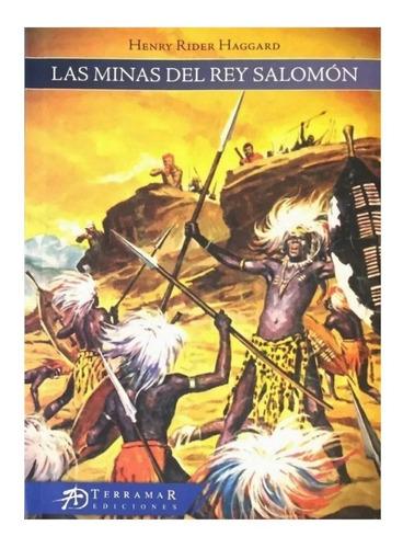 las minas del rey salomón - ed. terramar - rider haggard