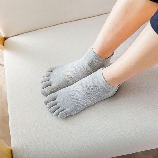 busca lo último retro disfruta el precio de liquidación Las Mujeres Chica De Cinco Dedos Calcetines De Verano De Alg