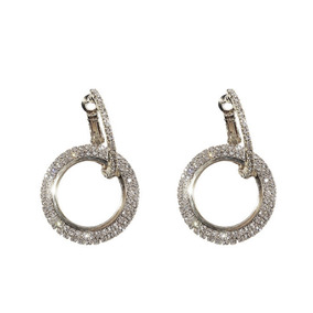40b8e41399e9 Aretes Ear Cuff Falso - Aretes Con piedra en Mercado Libre México