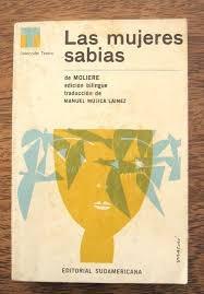 las mujeres sabias - moliere. edición bilingüe