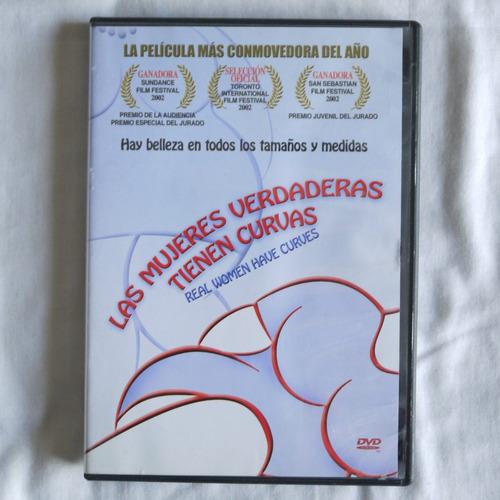 las mujeres verdaderas tienen curvas pelicula dvd