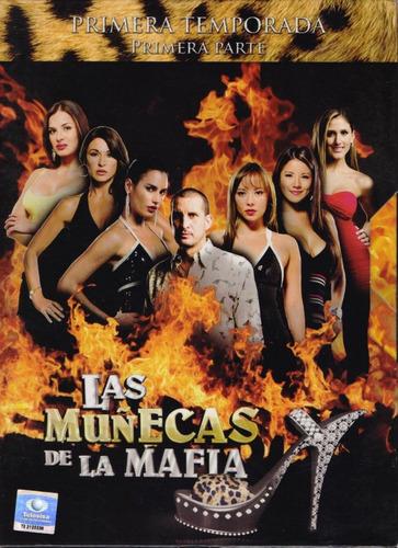 las muñecas de la mafia primera temporada 1 uno parte 1 dvd