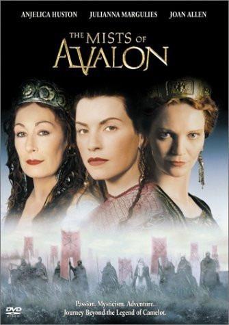 las nieblas de avalon ( the mists of avalon) rey arturo dvd