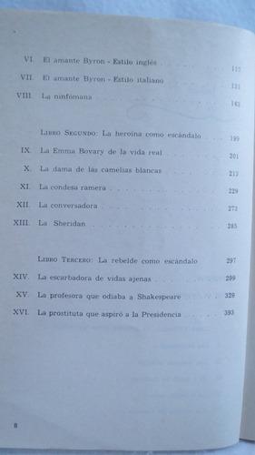 las ninfómanas y otras maniácas / irving wallace