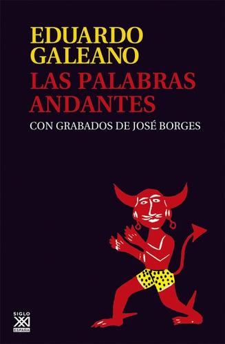 las palabras andantes(libro literatura iberoamericana)