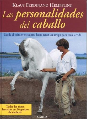 las personalidades del caballo(libro  historia de la geograf