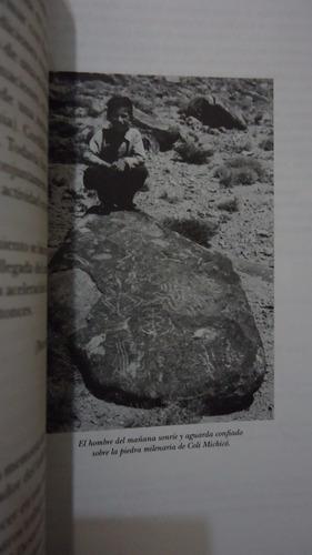 las piedras con marcas de la cordillera del viento.