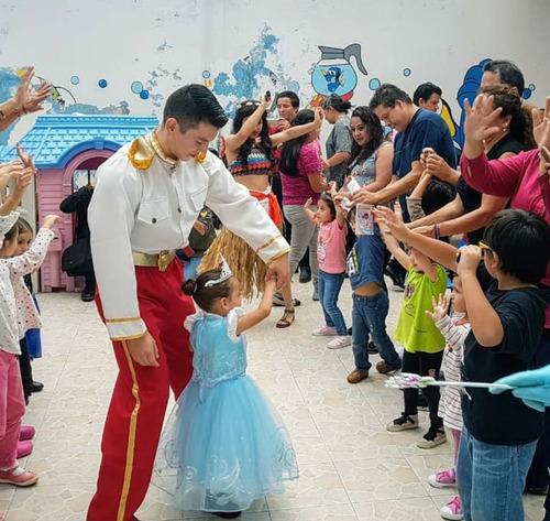 las princesas en tu fiesta